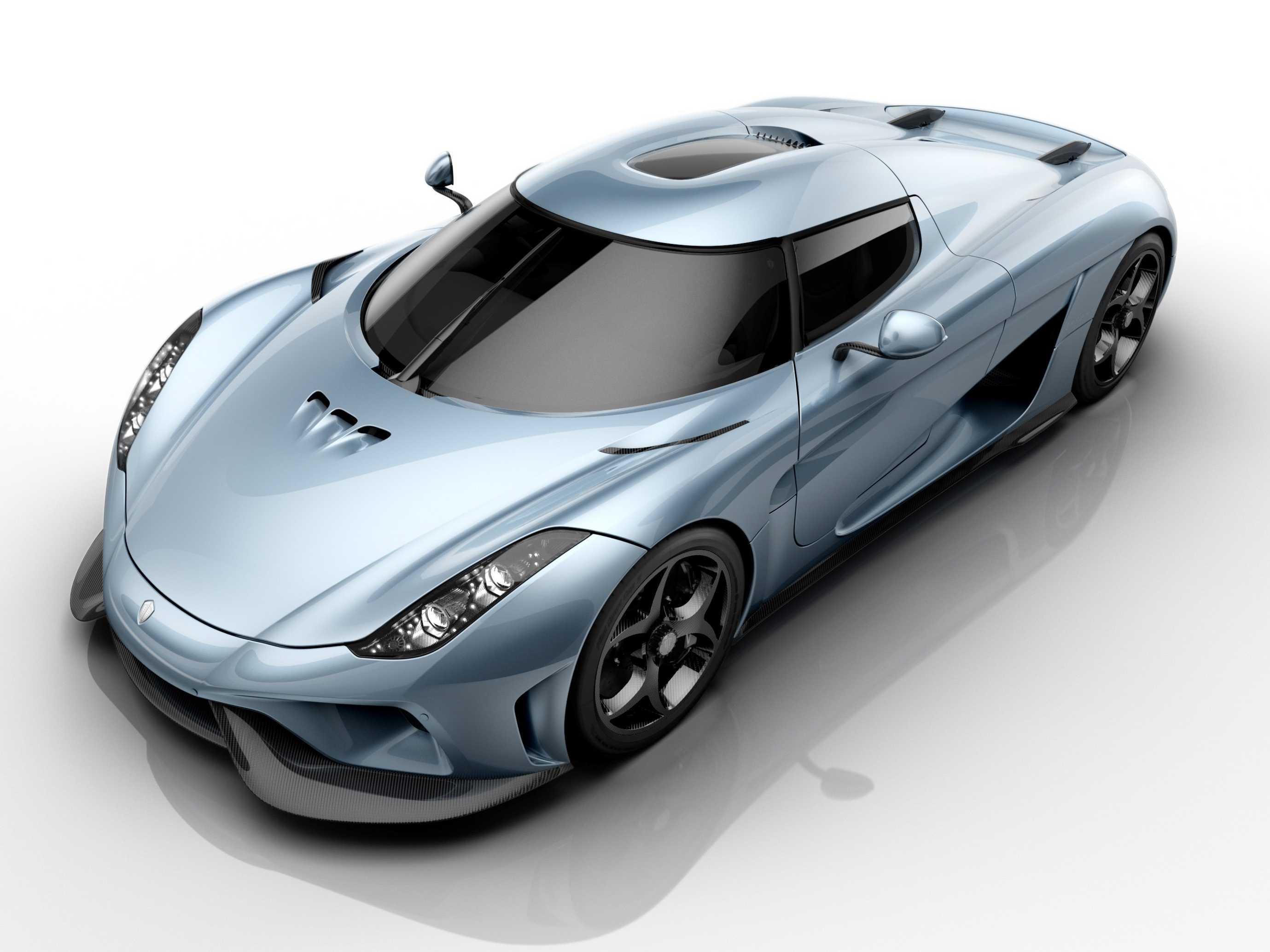 This $1.9 million Koenigsegg hybrid hypercar is here to terrify Ferrari and Porsche