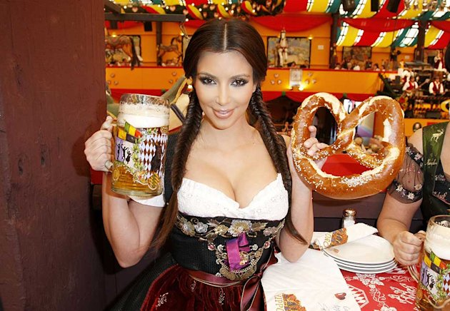 Kardashian Kim Germany