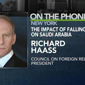U.S. May Tilt Towards `Realism' With Saudis, Haass Says