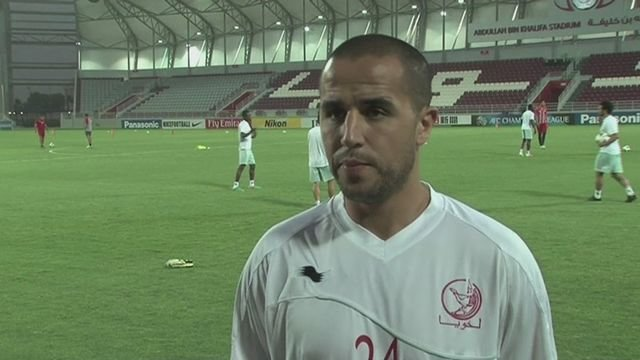 Bougherra ready for 'war' with Al Hilal