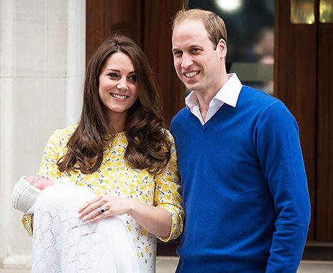 Princess Charlotte's Godparents Revealed, Pippa Middleton, Prince Harry Didn't Make the Cut: See the Surprising List!