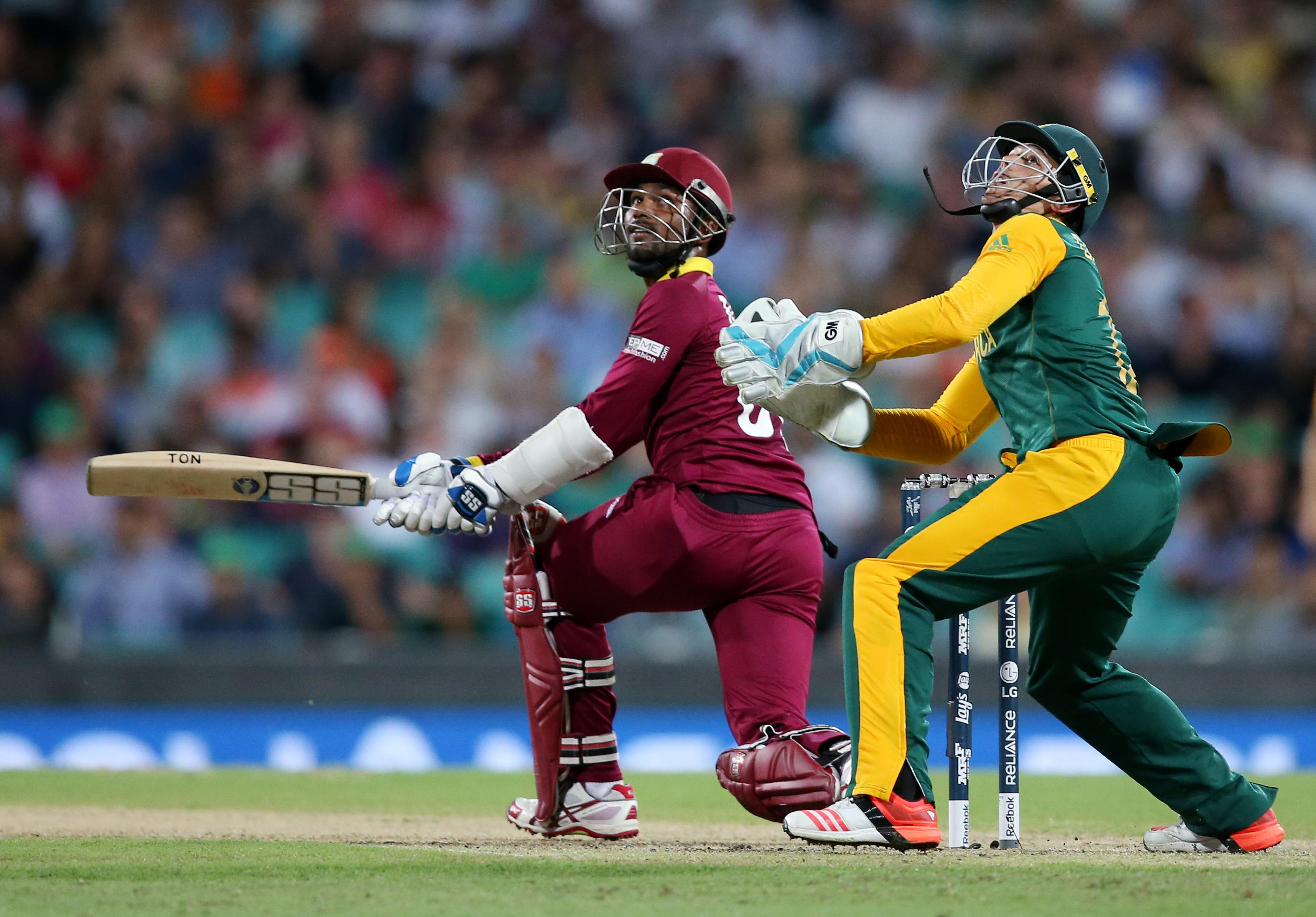 West Indies sink to record World Cup loss v South Africa