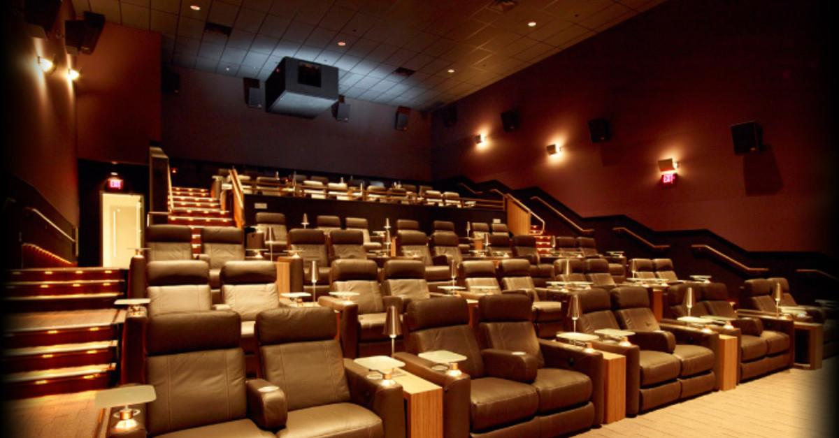 20 Movie Theaters Worth Traveling For