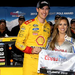 Out Front with Miss Coors Light: Folds of Honor QuikTrip 500