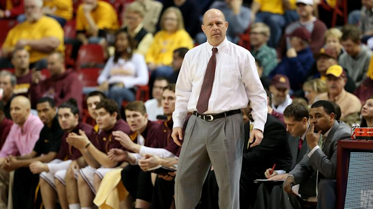 NCAA Basketball: UCLA at Arizona State