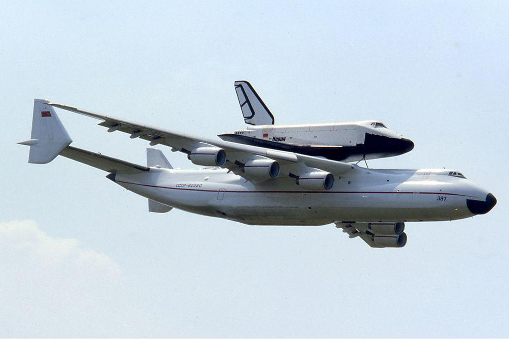 11 of the Largest Cargo Planes in the Sky
