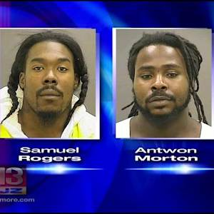 2 Alleged Gang Members Arrested In Double Murder That Killed Shock Trauma Worker