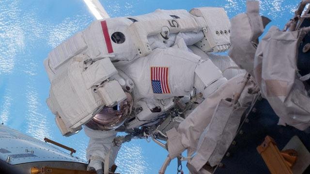 NASA Astronauts' Eyesight Damaged by Long Space Flights
