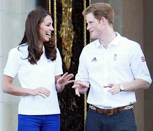 "Kate Middleton and Prince Harry ""Became Closer"" During Her Pregnancy"