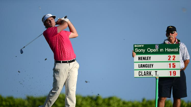 PGA: Sony Open in Hawaii-Final Round
