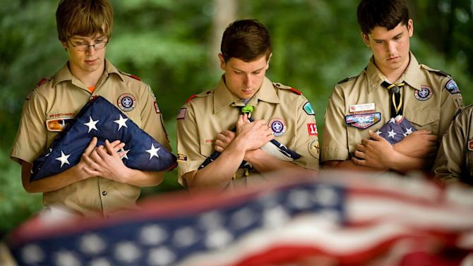 Obese Boy Scouts Banned From Jamboree