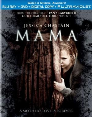 Mama, now on DVD & Blu-Ray