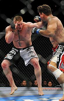 UFC 100 was MMA's crowning moment