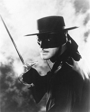 Zorro Copyright Rights Challenged by Playwright