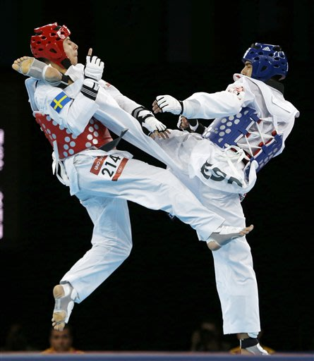 New taekwondo rule: Don't kick hard