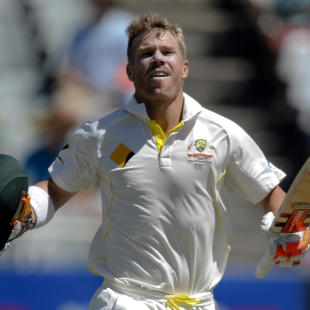 Warner progresses to leading man