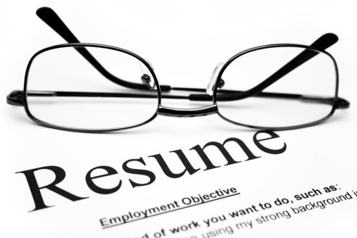 3. Identify key words and tailor your resume.