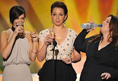 Kristen Wiig, Maya Rudolph and Melissa McCarthy | Photo Credits: John Shearer/WireImage