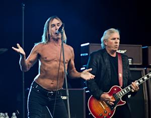 Iggy and the Stooges Are 'Ready to Die'