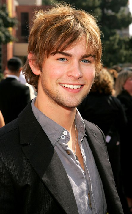 Chace Crawford of Gossip Girl at the 2006 NCLR ALMA Awards.