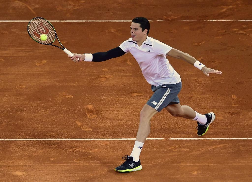 Injured Raonic withdraws from French Open