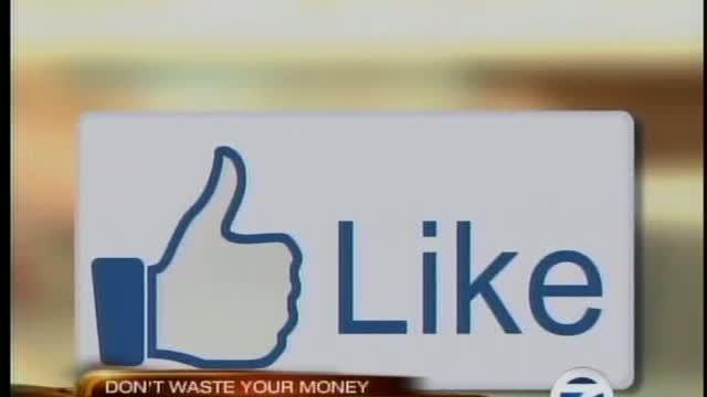 Look before you like on Facebook