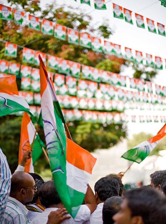 Congress wins Karnataka, BJP routed