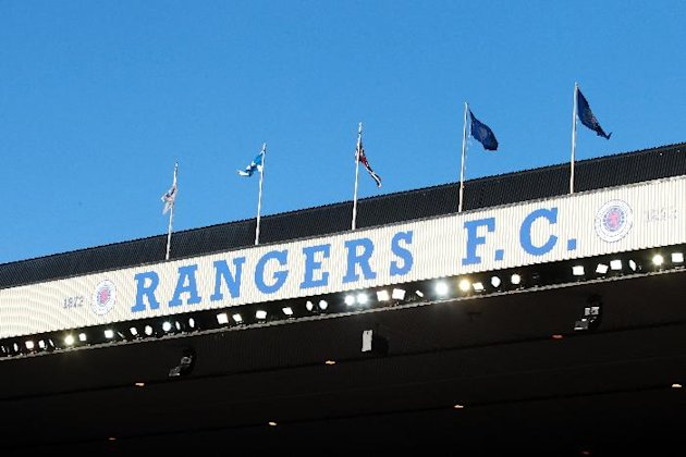 Rangers' hopes of playing in the First Division have taken another blow