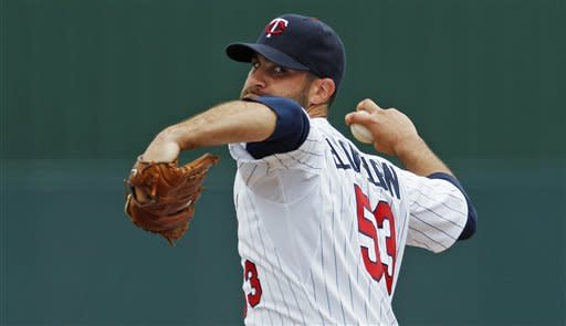 Blackburn, Hughes each sharp, Twins beat Yankees