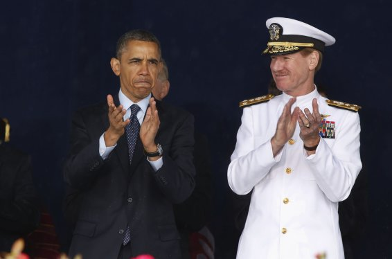 Obama tells Naval Academy grads sexual assaults threaten military