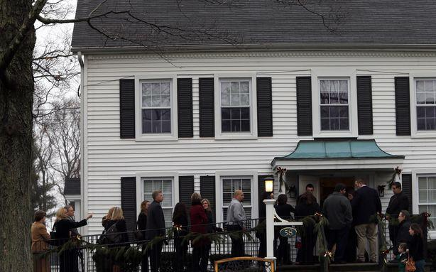 Eulogies for the Newtown Victims, Monday