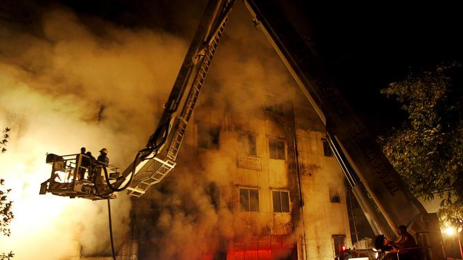 APNewsBreak: Dhaka factory lost fire certification