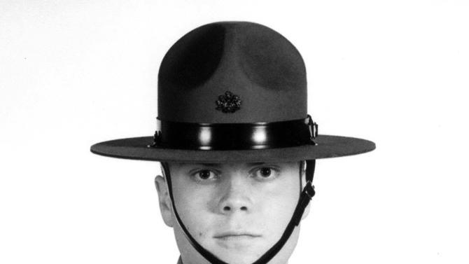 Trooper Alex Douglass