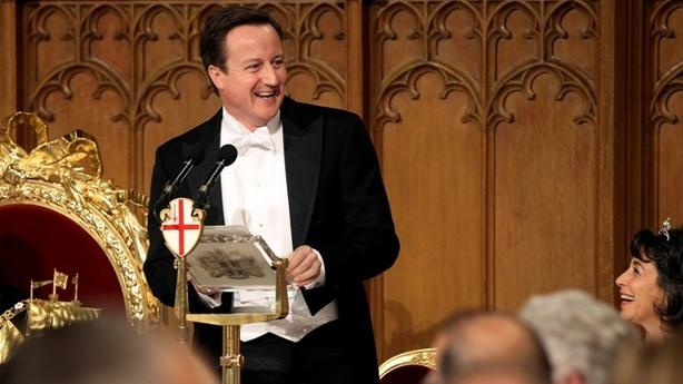 David Cameron Caught in 'Lounge Suit' vs. 'Tail Suit' Controversy