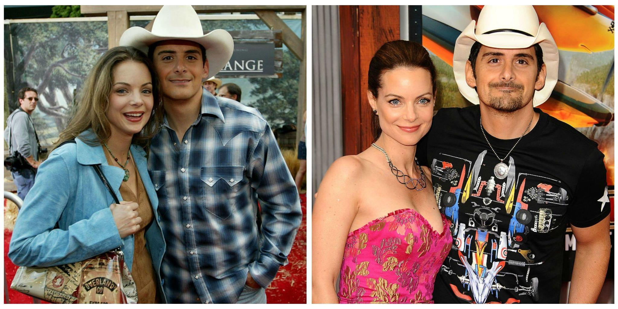 Brad Paisley and Kimberly Williams' Real-Life Love Story Will Make You Swoon