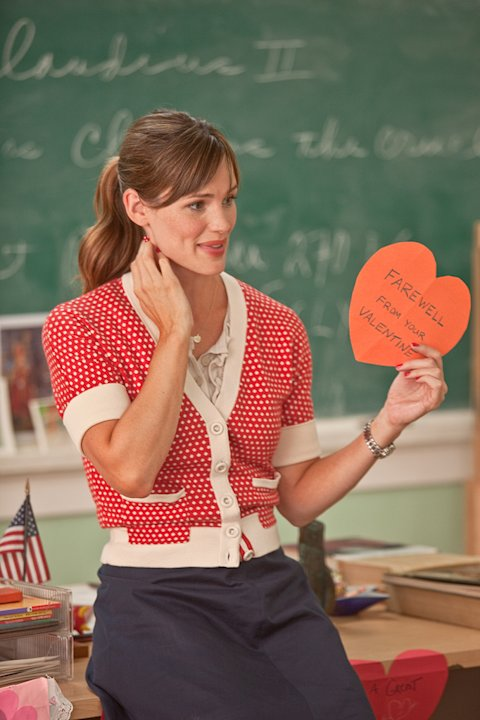 Valentine's Day Production Photos 2010 New Line Cinema Jennifer Garner