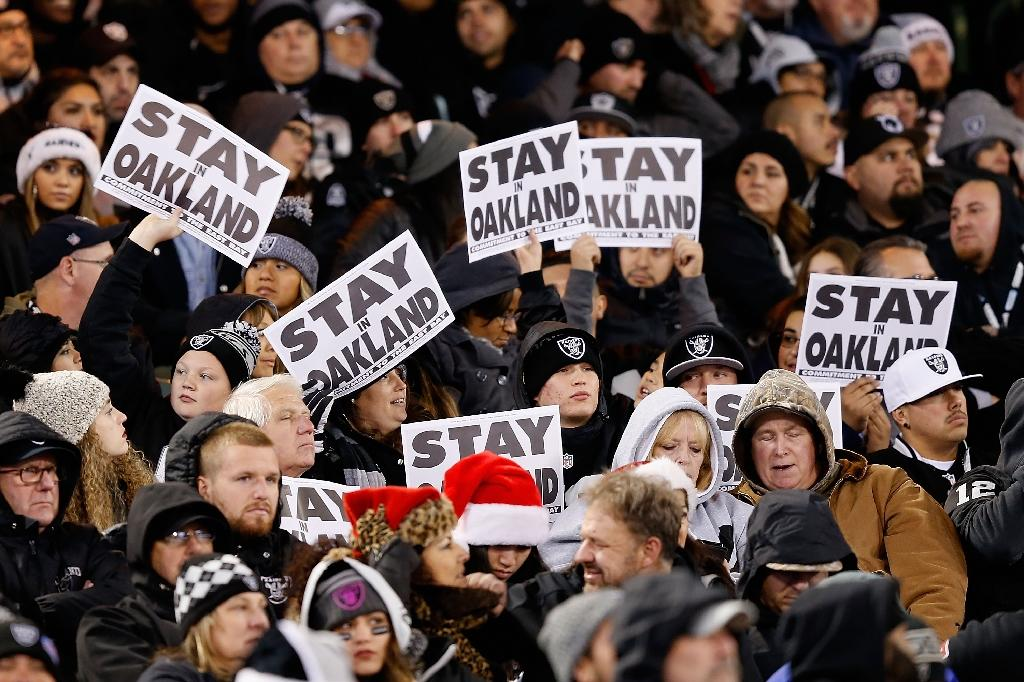 Raiders secure return to Oakland for 2016 season
