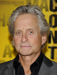 Michael Douglas erwgt Comeback in Komdie