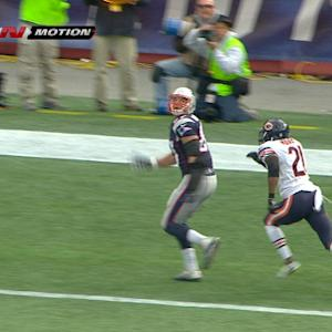 Baldinger look-in on New England Patriots tight end Rob Gronkowski