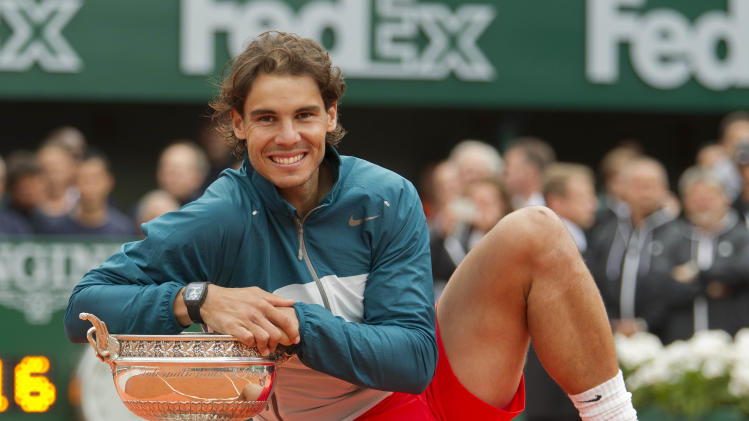 Tennis: French Open-Nadal vs Ferrer