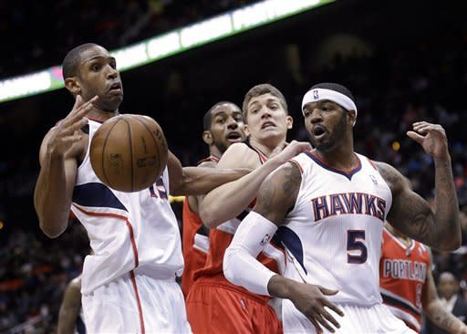 Matthews has 28 points, Blazers top Hawks 104-93