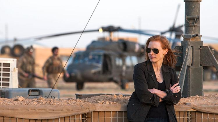 Zero Dark Thirty Still