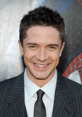 Topher Grace at the 6th Annual Tribeca Film Festival premiere of Columbia Pictures' Spider-Man 3