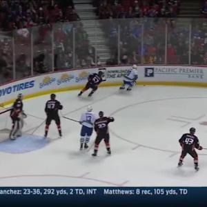 Vancouver Canucks at Anaheim Ducks - 12/28/2014