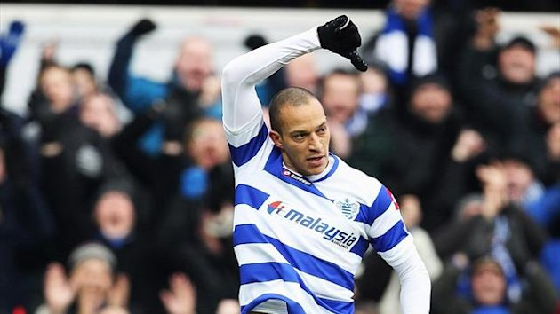 Bobby Zamora got the winner for QPR