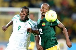 Ethiopia 1-2 Nigeria: Emenike double breaks host's heart