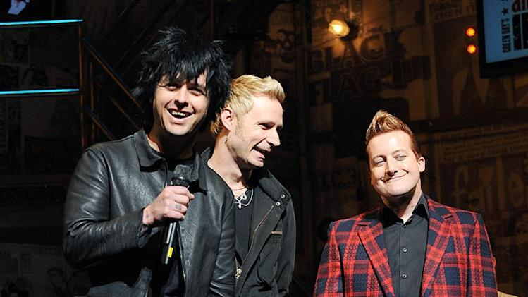 Green Day Broadway