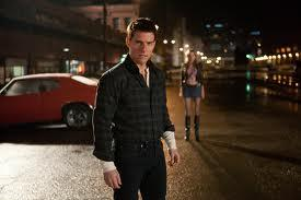 Tom Cruise On 'Jack Reacher'