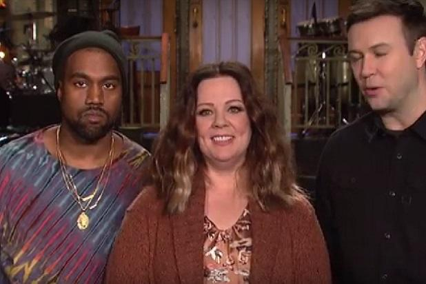 Kanye West Somehow Keeps His Mouth Shut in 'SNL' Promo (Video)