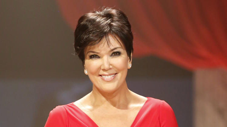 Kris Jenner's TV talk show set to debut in July